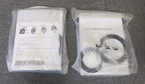 Joblot 2 x Fujitsu A26361-F1452-Z253-9-8N19 New Safety Notes and Regulations